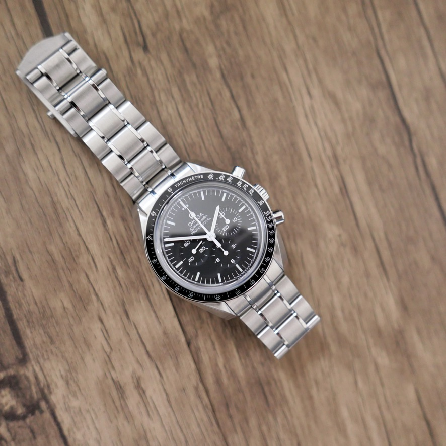 Omega Speedmaster Moonwatch 311.30.42.30.01.006 complete 2020