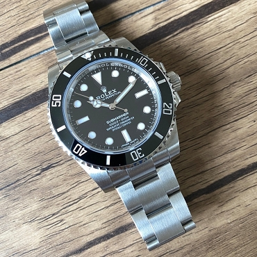 Rolex Submarine No Date 114060 2020