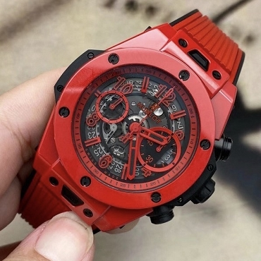 Hublot Big Bang Unico Red Magic 45mm 411.CF.8513.RX
