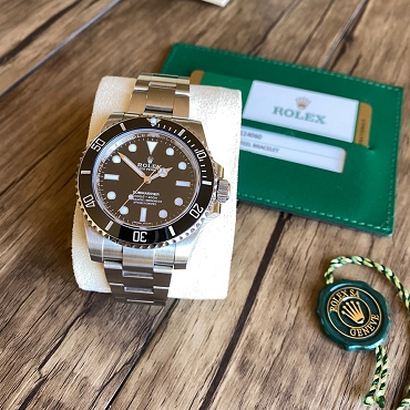 Rolex Submariner No Date 114060 Discontinued 2020