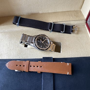 Omega Seamaster 1957' Limited Edition 234.10.39.20.01.001