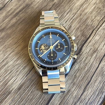 Omega Speedmaster Professional Moonwatch Apollo 11 50th