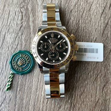 Rolex Daytona Steel/Gold 116503 Brand New