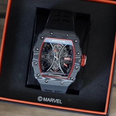 Marvel Automatic Men watch BG9911-Red