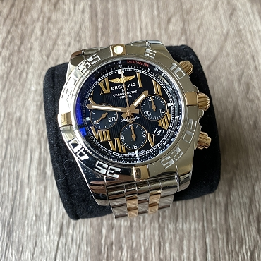 Breitling Chronomat IB01101 Rose gold/steel