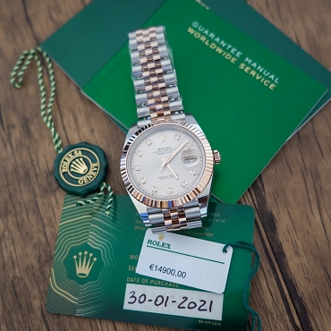 Rolex Datejust 126331G Brand New 2021