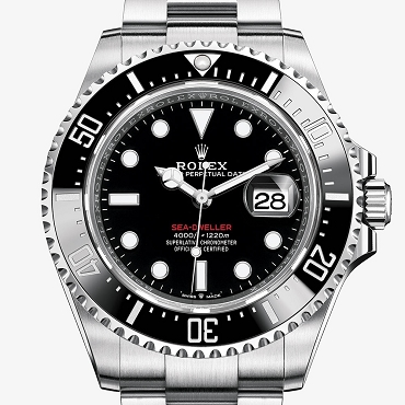 Rolex Sea-Dweller 126600LN Brand New