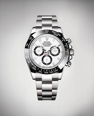 Rolex Daytona Steel White Dial 116500LN Brand New